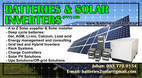 Batteries & Solar Inverters Pty Ltd
