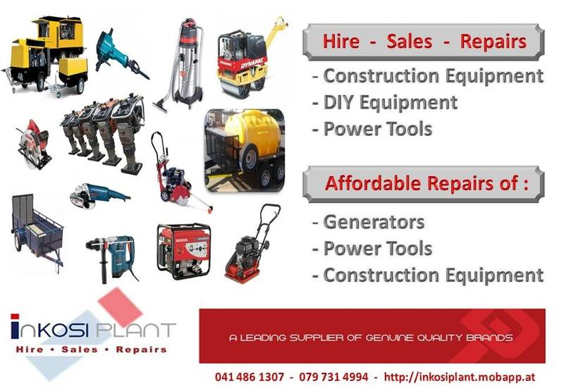 Inkosi Plant Hire Services