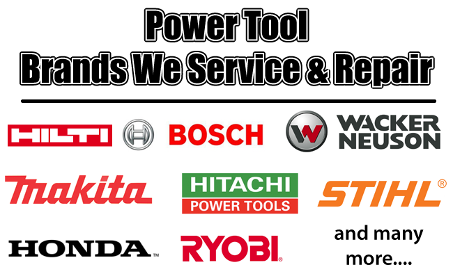 Power Tool Service & Repair