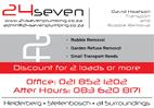 24Seven Rubble removal