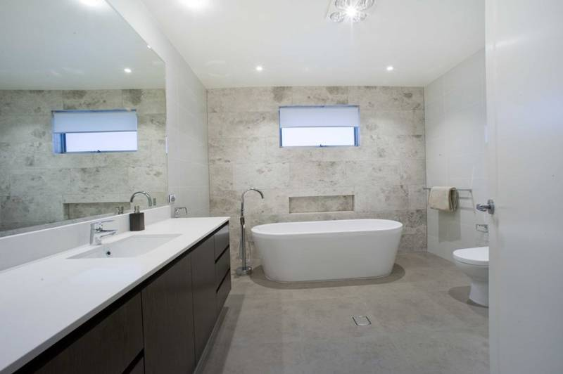 Lifestyle renovations bathroom contractors builders for Lifestyle bathroom renovations