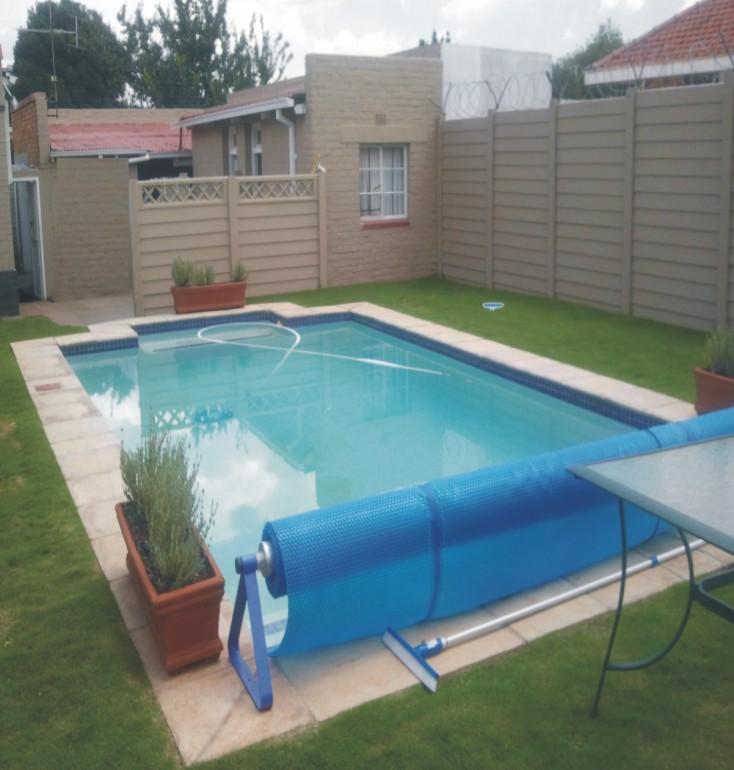 8 x 4 New Pool