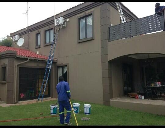 Painting interior and exterior paintings Centurion Central Builders & Building Contractors _small