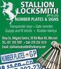 Stallion Locksmiths (PTY)Ltd