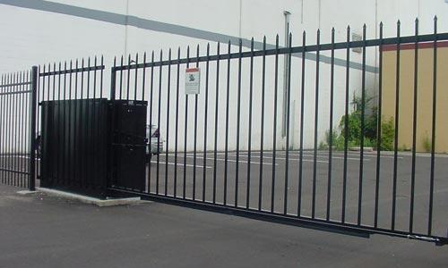 security gates & fencing