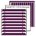 Security Shutters, Screens and Clear burglar bars Roodepoort CBD Blinds Suppliers & Manufacturers