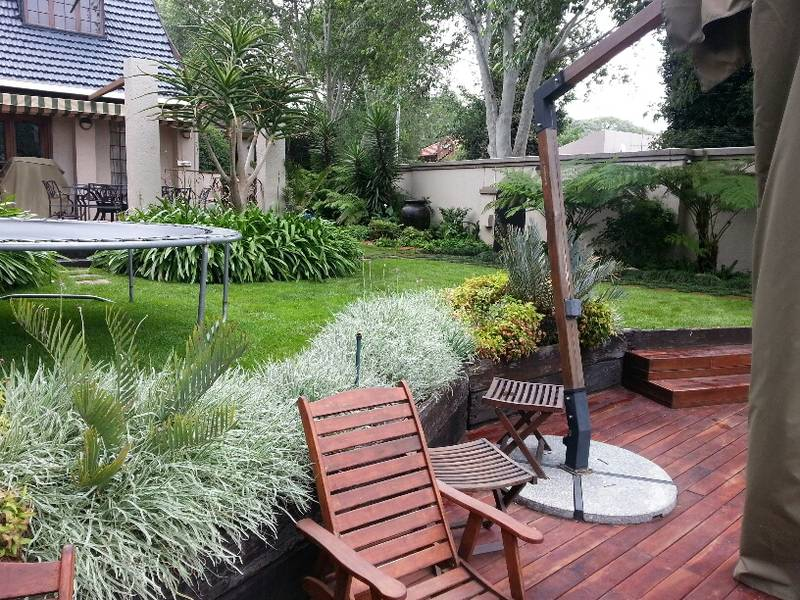 Garden landscaping - Revamps