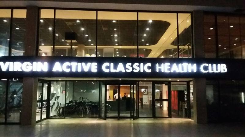 Virgin Active Classic Health Club, Moses Mabhida Stadium