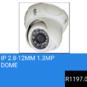 2.8-12mm AHD dome camera