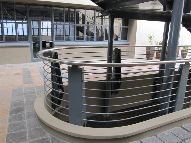 Industrial Balustrade