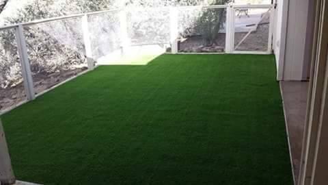 Construction Midrand CBD Artificial Grass 2