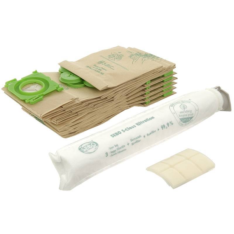 Dust bags and filters
