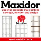Maxidor making SA safer one door at a time.. Kempton Park CBD Expandable Security Gates