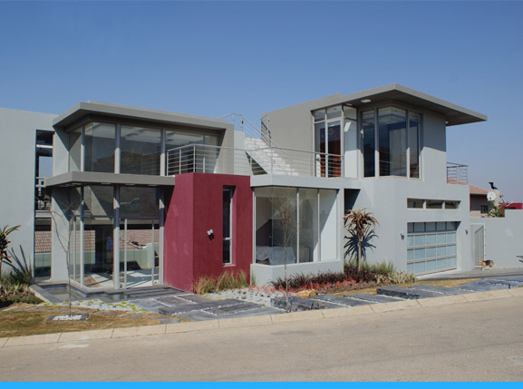 Kyalami - New house design