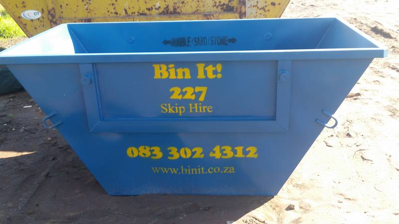 2m3 skip bin