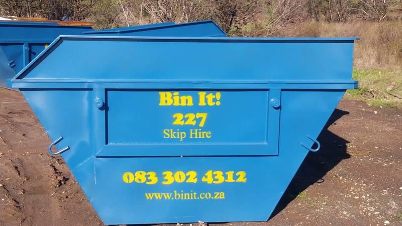3m3 skip bin