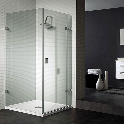 Frameless Shower Doors and Shower Screens