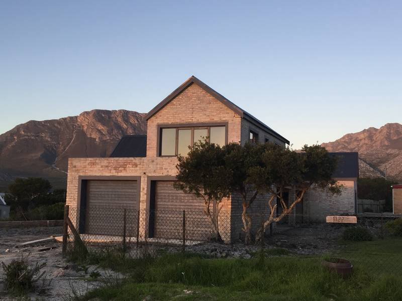 House Mather - Pringle Bay