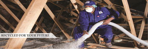 Blow In Roof Insulation