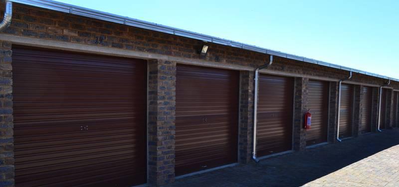 Kempton Park storage