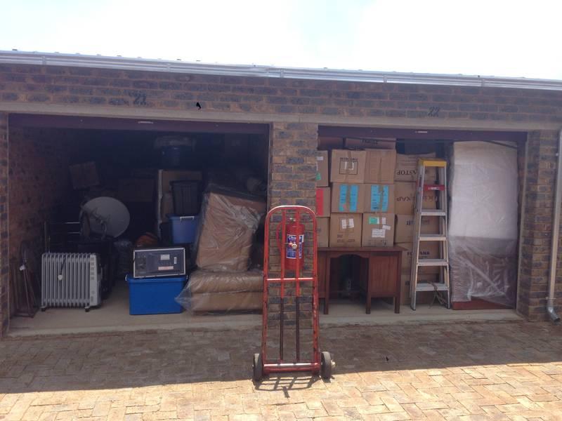 Benoni Storage