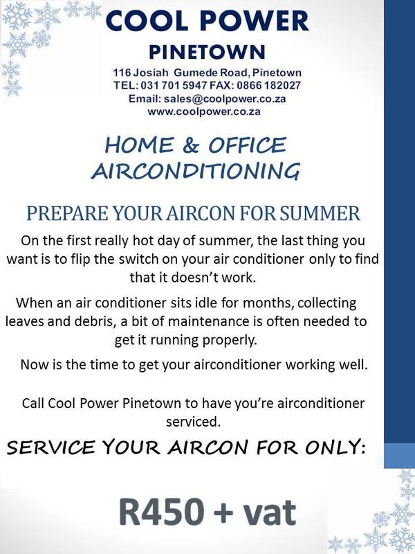 Home & Office Air-conditioning