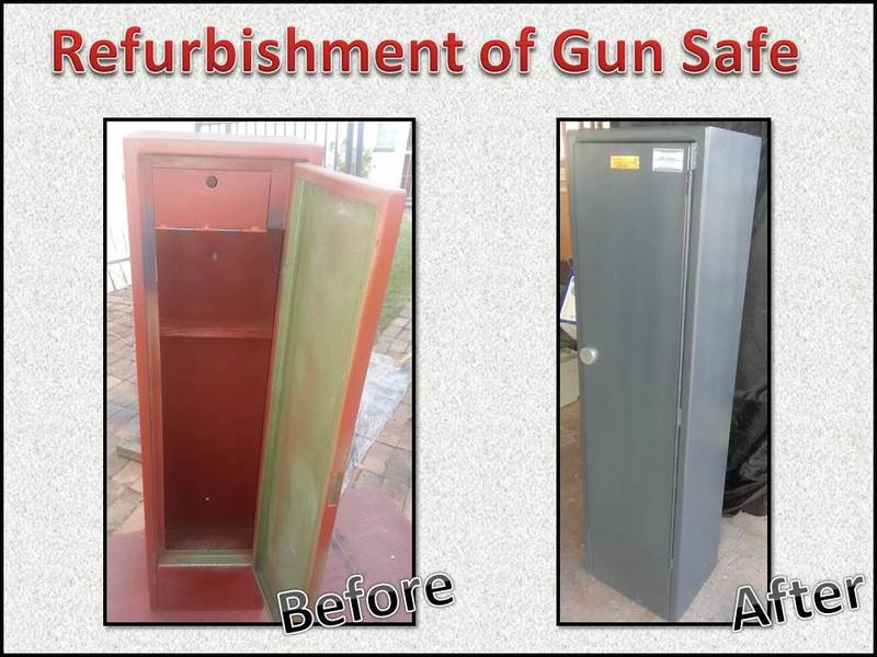 Refurbishment of Safe