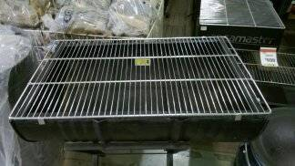 customized 210L steel drum braai stands