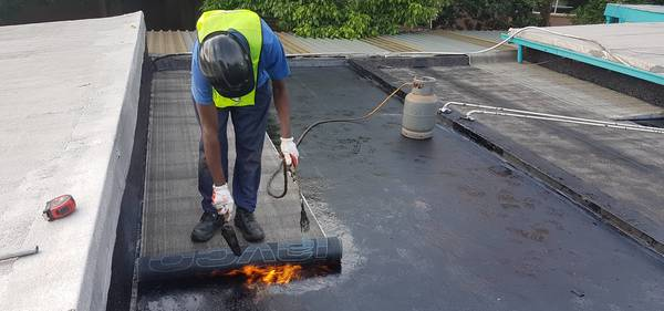 Torch On waterproofing Randburg CBD Roof water proofing _small