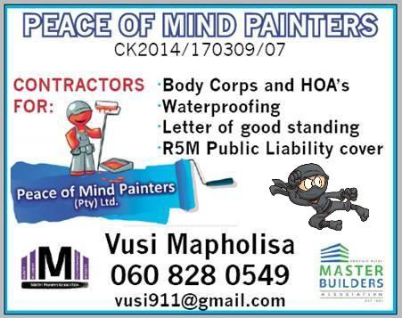 Special rates of R10k per units on all complexes with 50 or more units. Ballito Painters _small