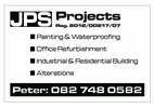 JPS Projects (PTY) Ltd