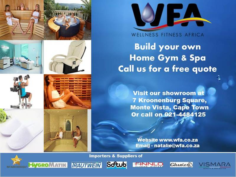 Home of sauna, spa & fitness equipment