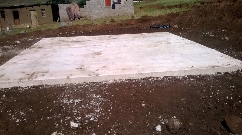 Gigiseka, RDP Housing Raft Foundation