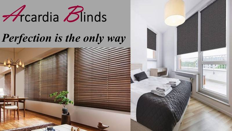 Arcardia Blinds