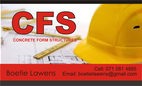 Concrete Form Structures (Pty) Ltd