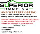 Superior roofing and waterproofing