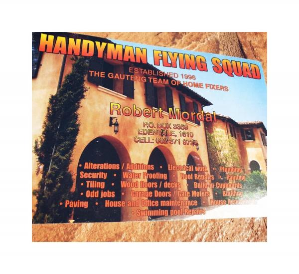 Discounts are available for certain jobs Fourways Handyman Services _small