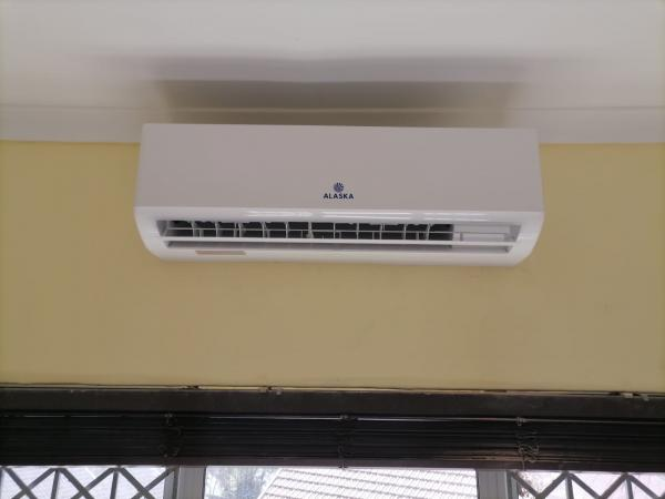 ALASKA 9000 btu R6100 Phoenix Central Air Conditioning Repairs and Maintenance _small