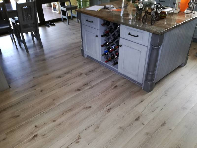 Nordic grey - 12 mm Black Forest Laminate Flooring