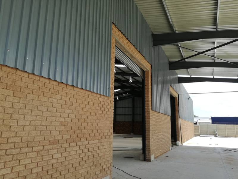 New Warehouse, Jet Park, Boksburg