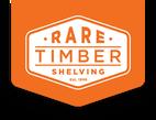 Rare Timber Shelving