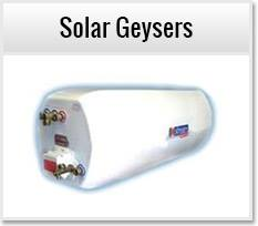 Solar Geyser Installations - Contact us now for a quote