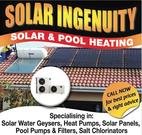 Solar Ingenuity