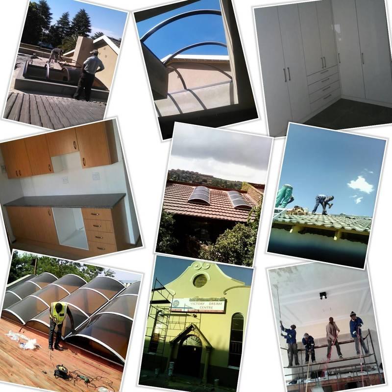 Painting,Skylings repair&Building