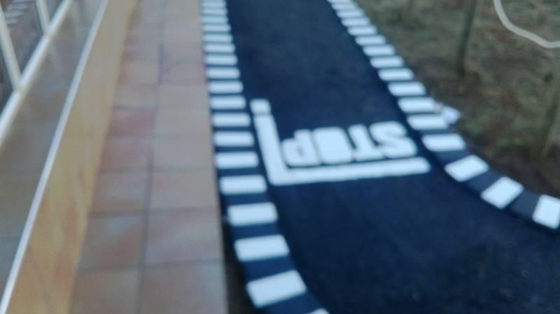 Road Markings and Surfacing