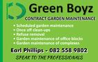 Greenboyz Garden Service