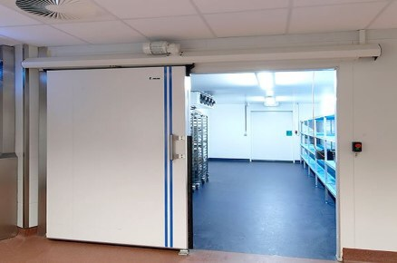 Cold rooms & Freezer rooms