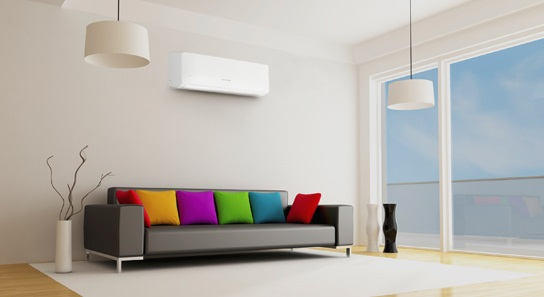 Midwall Split Type Unit - Airfreeze Air-conditioning