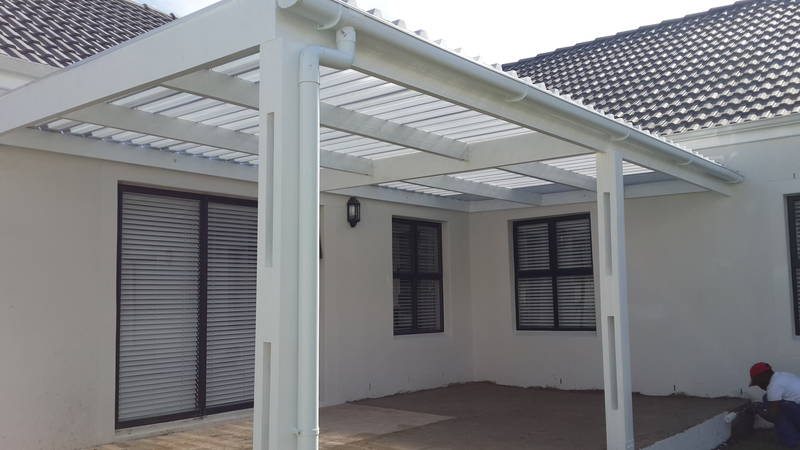 Carport & roof work done by Duroports