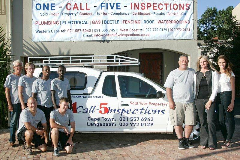 THE WORKING GROUP OF ONE-CALL-FIVE-INSPECTIONS